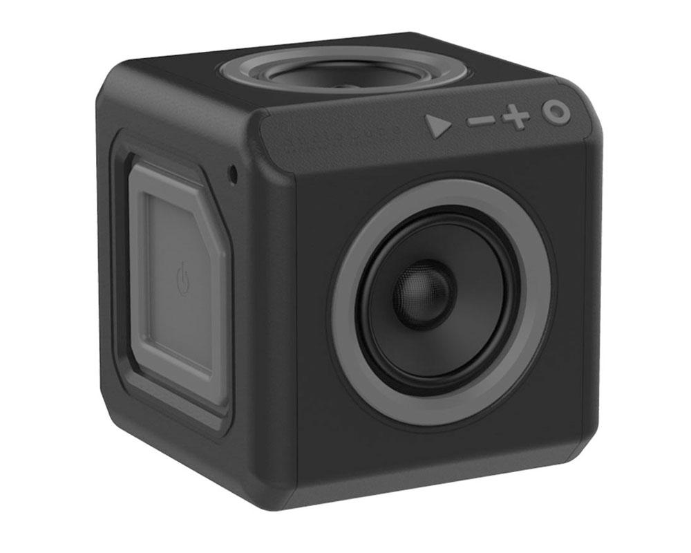Speaker  Other  Allocacoc  audioCube Portable EU; BLACK  (3902BK EUACPT)